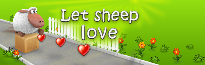 Let sheep love - special offer